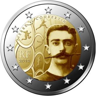 PierredeCoubertin Euro
